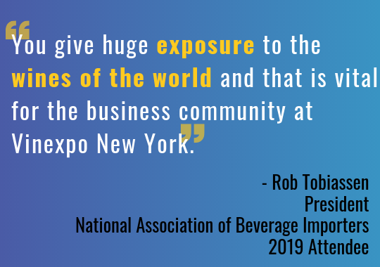 Attend - Vinexpo New York