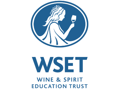 wset stacked logo